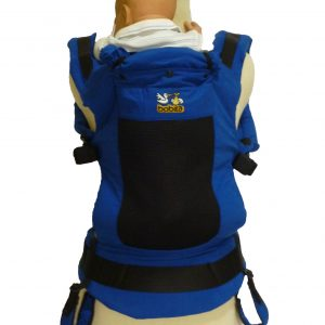 BOBITA SSC ERGONOMICS BABY CARRIER – Blue