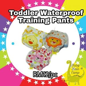 Toilet Training Pants – FOR GIRL
