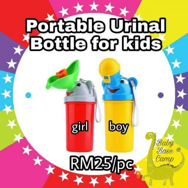 Urinal Bottle for Kids