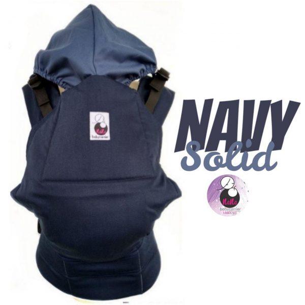 NaNa SSC Ergonomics Baby Carrier – STANDARD SIZE (Navy Solid)