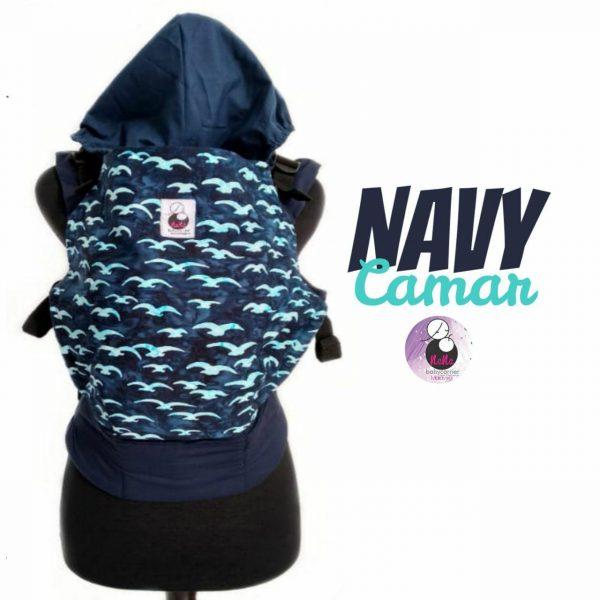 NaNa SSC Ergonomics Baby Carrier – STANDARD SIZE (Navy Camar)