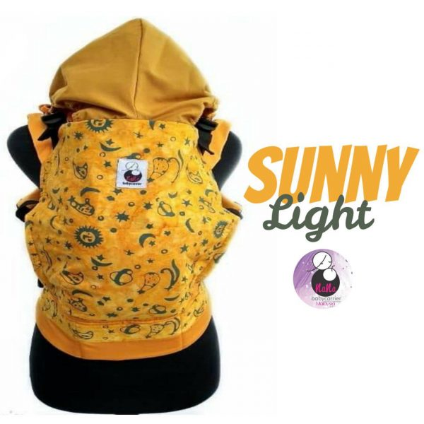 NaNa SSC Ergonomics Baby Carrier – STANDARD SIZE (Sunny Light)