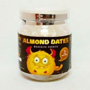 IZLIYAH KITCHEN – BISKUT UNTUK BAYI (Almond Cookies)