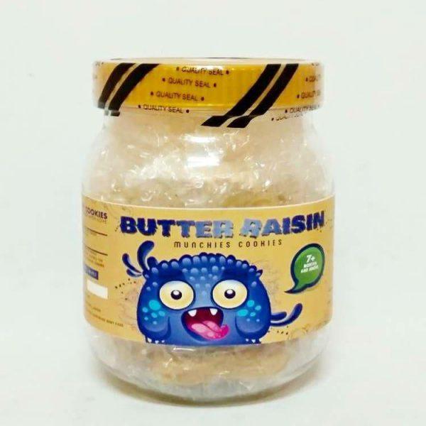 IZLIYAH KITCHEN – BISKUT UNTUK BAYI (Butter Raisin)