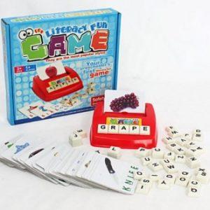 Literacy Fun Read & Learn Game