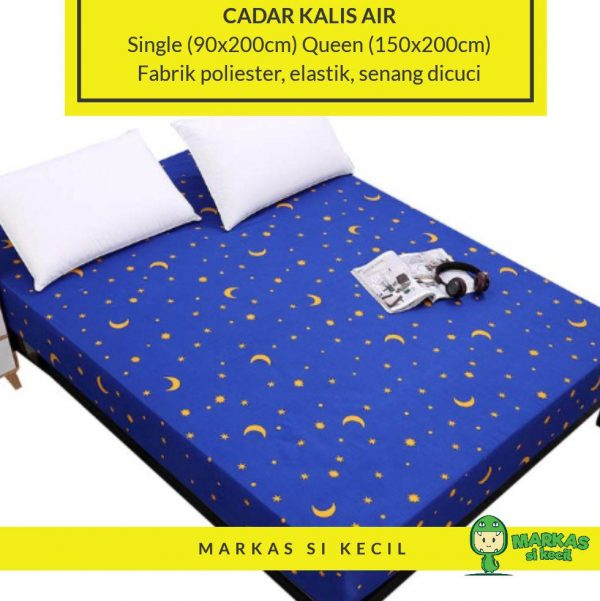 CADAR KALIS AIR (Single, Star & Moon)