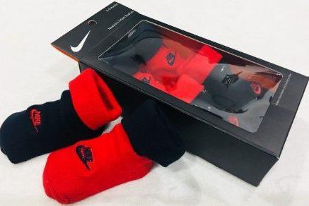Nike Baby Socks