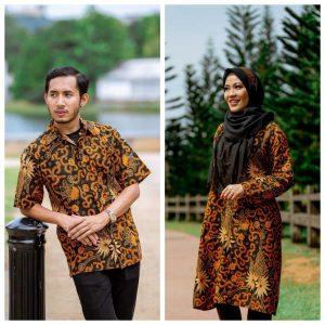 Batik Couple Ibu Ayah (Cuwiri)
