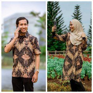 Batik Couple Ibu Ayah (Jepara)
