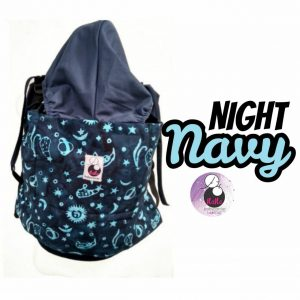 NaNa SSC Ergonomics Baby Carrier – STANDARD SIZE (Night Navy)