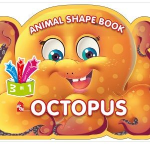 Animal Shape Book – Octopus