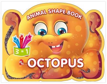 Animal Shape Book – Octopus