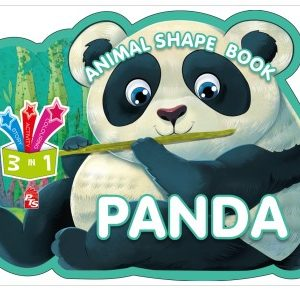 Animal Shape Book – Panda