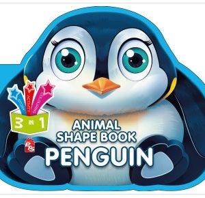Animal Shape Book – Penguin