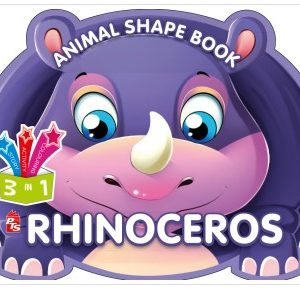 Animal Shape Book – Rhinoceros