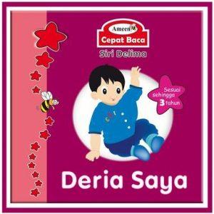 Siri Delima – Deria Saya (Hard Cover)