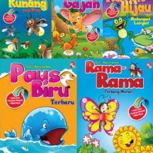 Set Siri Berirama (5 buah buku)
