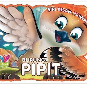 Siri Kisah Haiwan – Burung Pipit