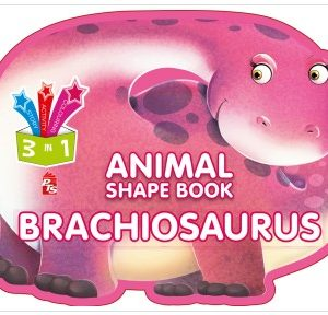 Animal Shape Book – Brachiosaurus