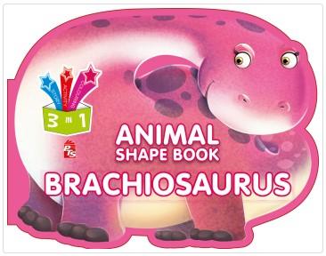 Animal Shape Book – Brachiosaurus