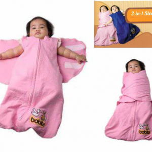 Bobita® 2-in-1 Sleep Pouch