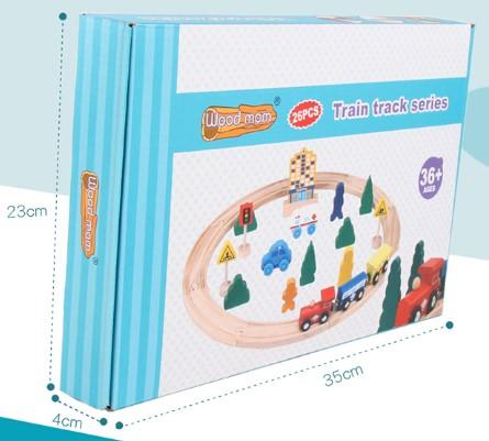 Train Track Series (26pcs)