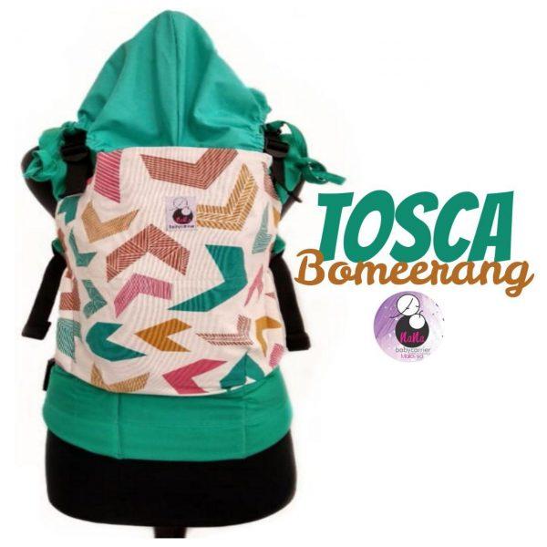 NaNa SSC Ergonomics Baby Carrier – STANDARD SIZE (Tosca Boomerang)