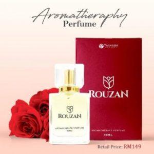 Tasneem Naturel Aromatherapy Perfume : ROUZAN