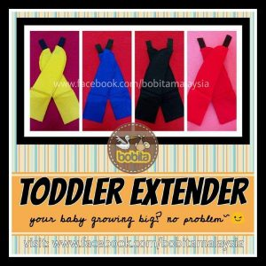 Bobita SSC Toddler Extender