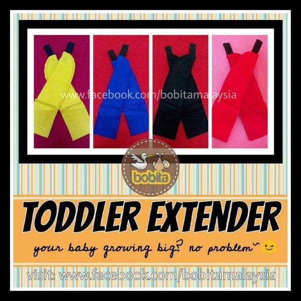 Bobita SSC Toddler Extender