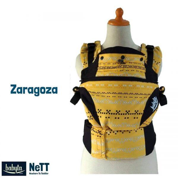Babyta NeTT Adjustable SSC Ergonomics Baby Carrier by Bobita (Zaragoza)