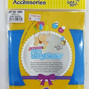 10653 BEESON B/BELLY BINDER – VELCRO