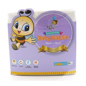 10911 Beeson Baby Napkin Basic-10s