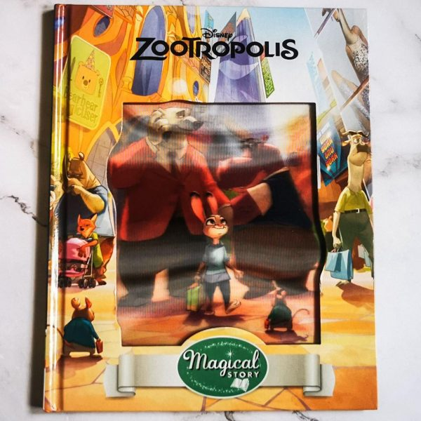 Disney Zootropolis Magical Story