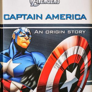Marvel Avengers Captain America: An Origin Story