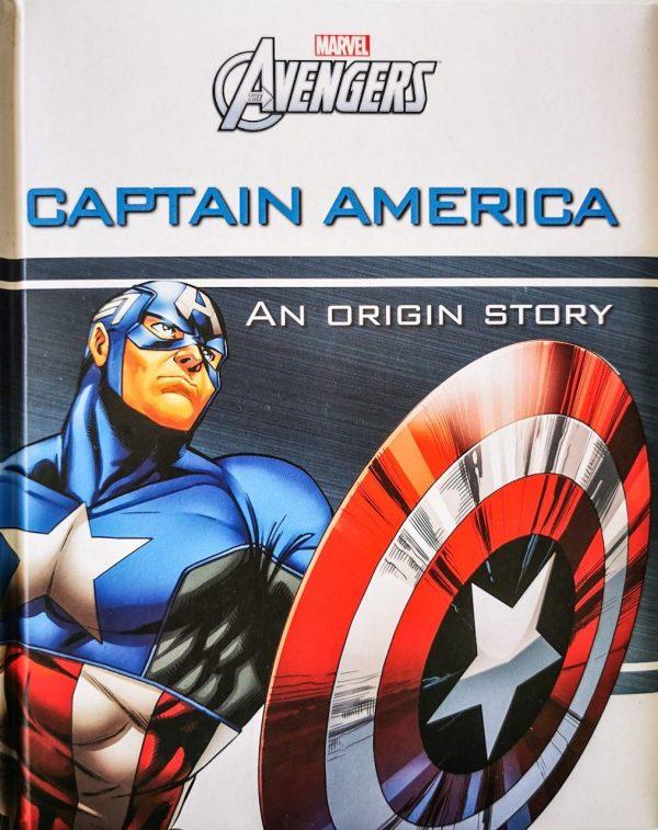 Marvel Avengers Captain America: An Origin Story