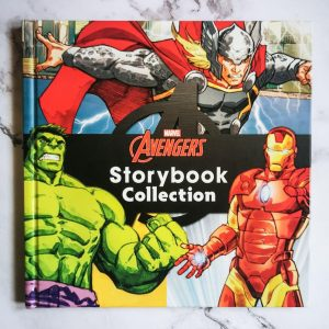 The Avengers Storybook Collection by Marvel Book Group
