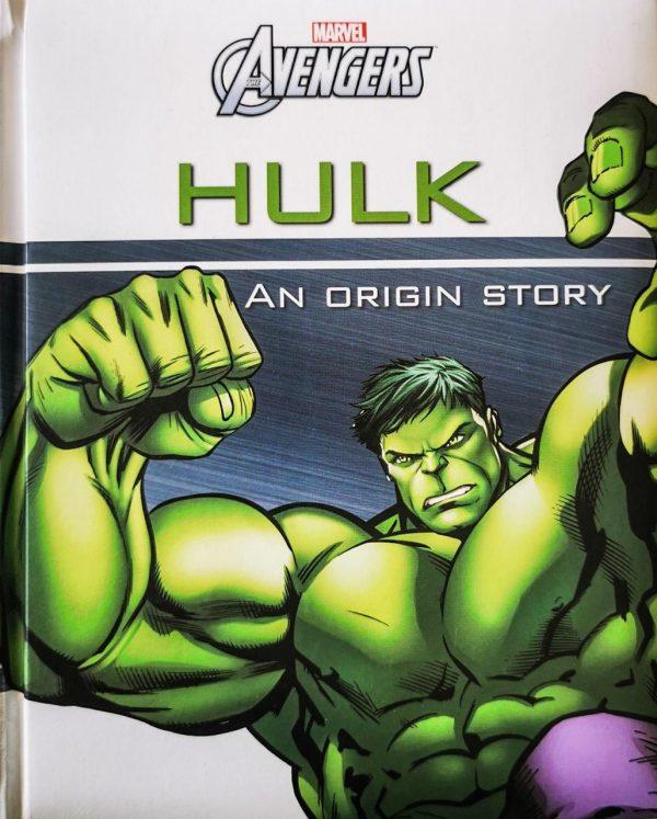 Marvel Avengers Hulk: An Origin Story
