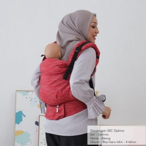NaNa Optima SSC Ergonomics Baby Carrier – (Abang)