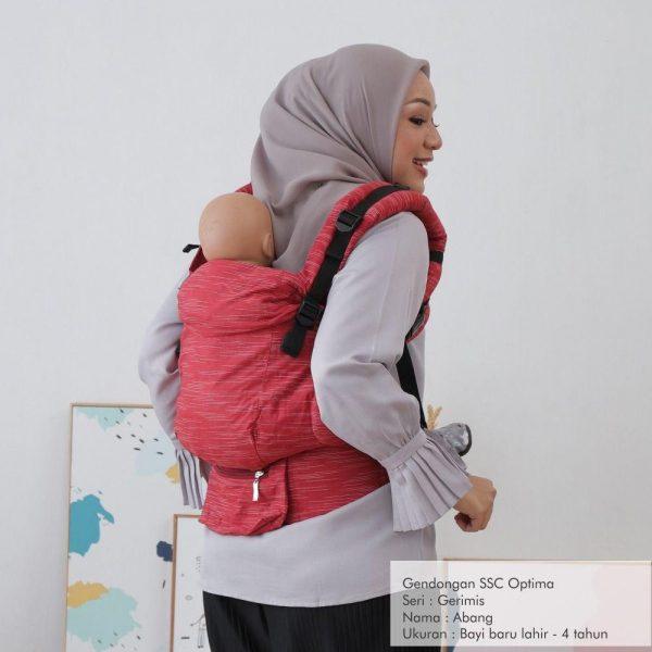 NaNa Optima SSC Ergonomics Baby Carrier – (Abang)
