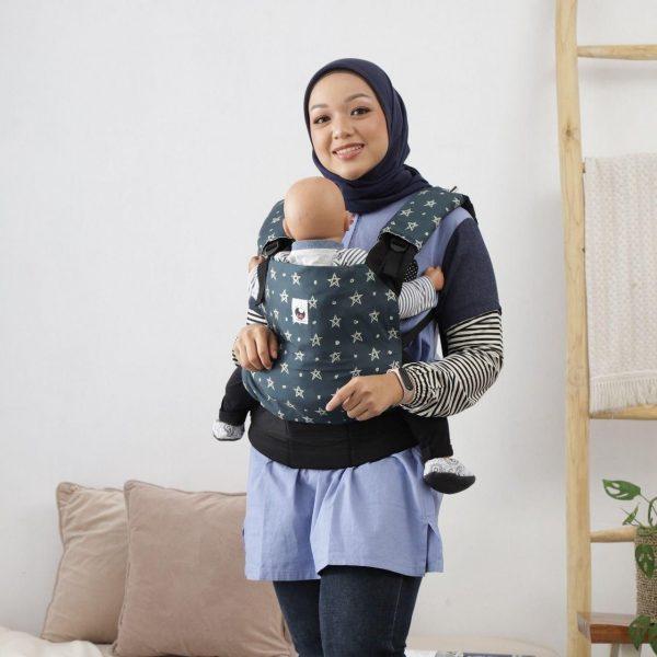 NaNa SSC Ergonomics Baby Carrier – STANDARD SIZE (Aldebaran)
