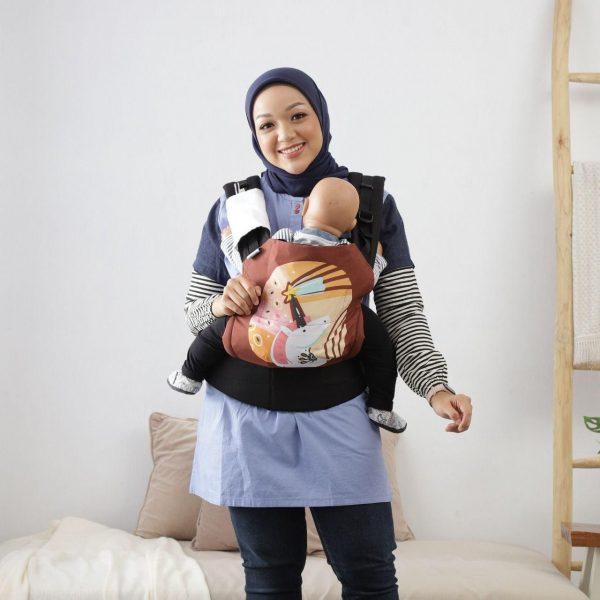 NaNa SSC Ergonomics Baby Carrier – STANDARD SIZE (Unicorn)