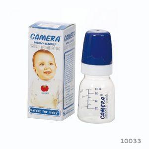 10033 CAMERA MINI FEEDING BOTTLE SMOOTH-NECK FEEDER