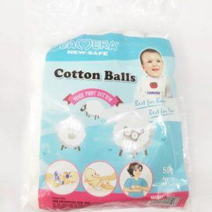 1050 Camera Cotton Balls