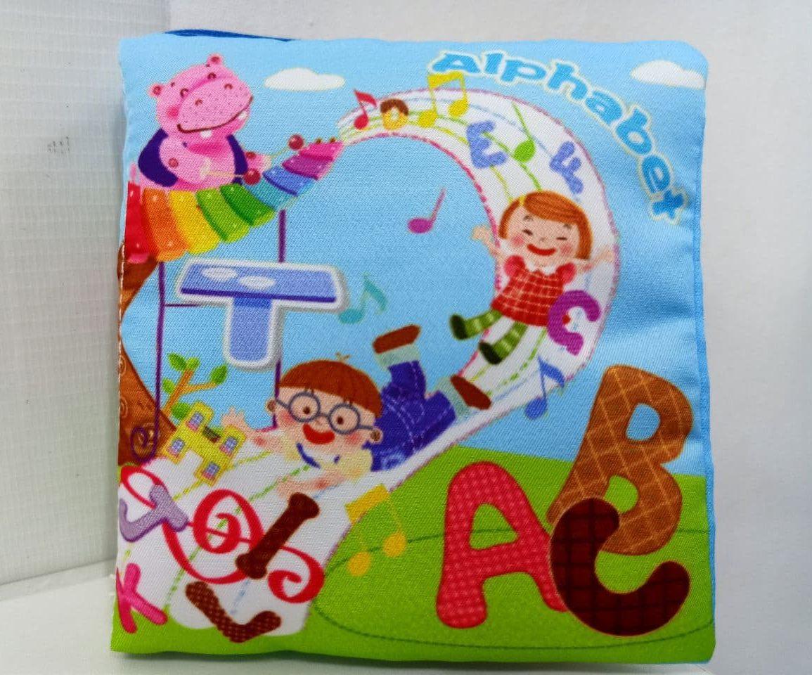 Baby's Ocean Park Soft Cloth Book | Buku Kain