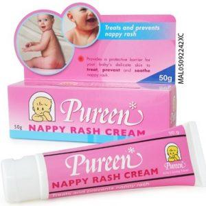 PNC50 Pureen Nappy Rash Cream 50ml