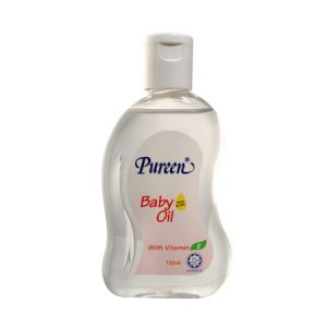 Pureen Baby Oil 150ml