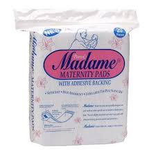 Pureen Madame Maternity Pad 20's