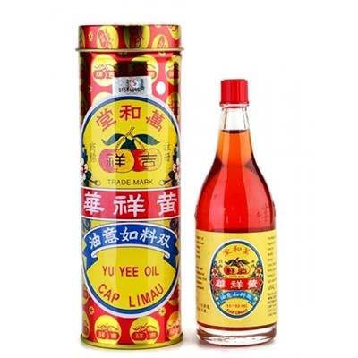 Yuyee Oil Cap Limau 48ml