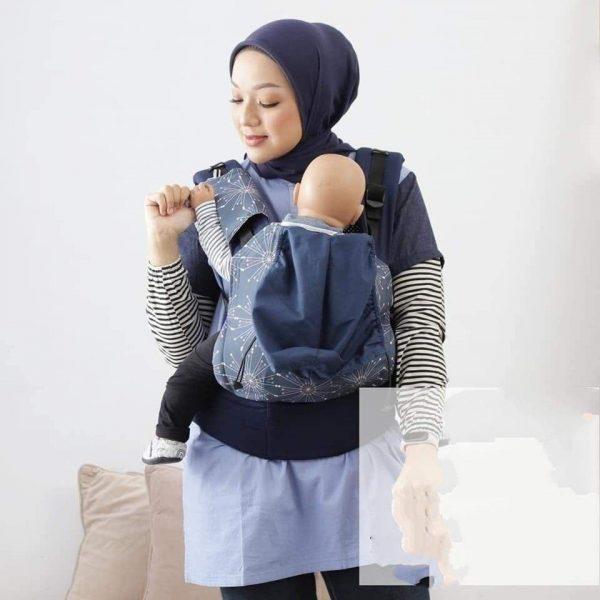 NaNa SSC Ergonomics Baby Carrier – STANDARD SIZE (Dandelion)